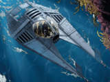 Imperial submarine