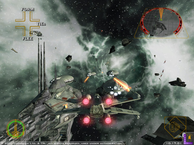 Image result for star wars rogue squadron 2