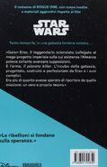 Rogue One novelization Italian back cover