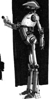 Spaceport Droid