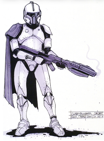 Phase Ii Clone Trooper Armor Wookieepedia Fandom