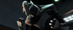 General Grievous duing the Outer Rim Campaign