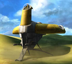 Naboo Scout Carrier