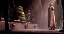 Obi-Wan Jabba negotiations