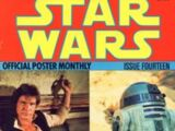 Star Wars Official Poster Monthly 14