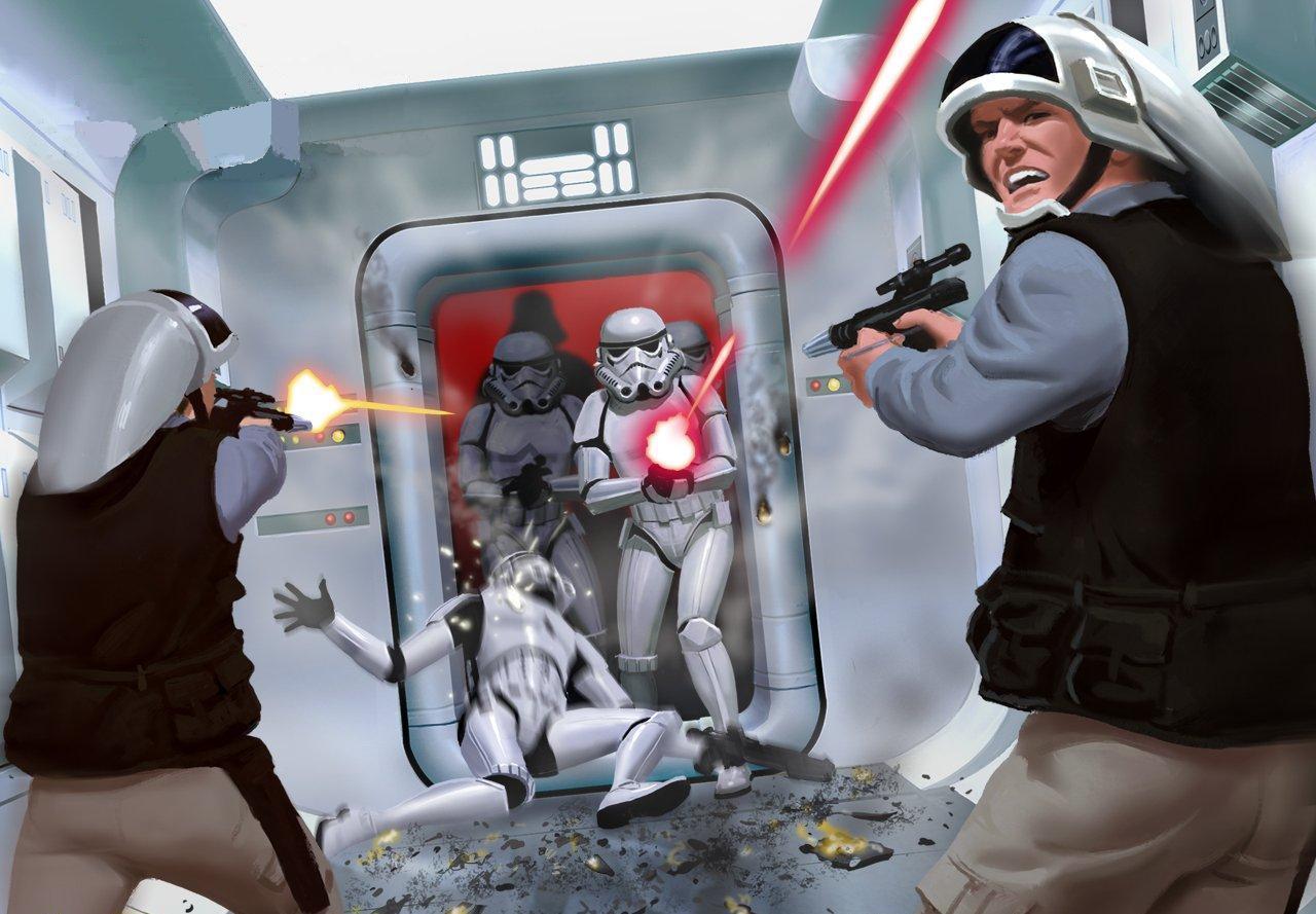 Battle Of Tatooine Galactic Civil War Wookieepedia Fandom