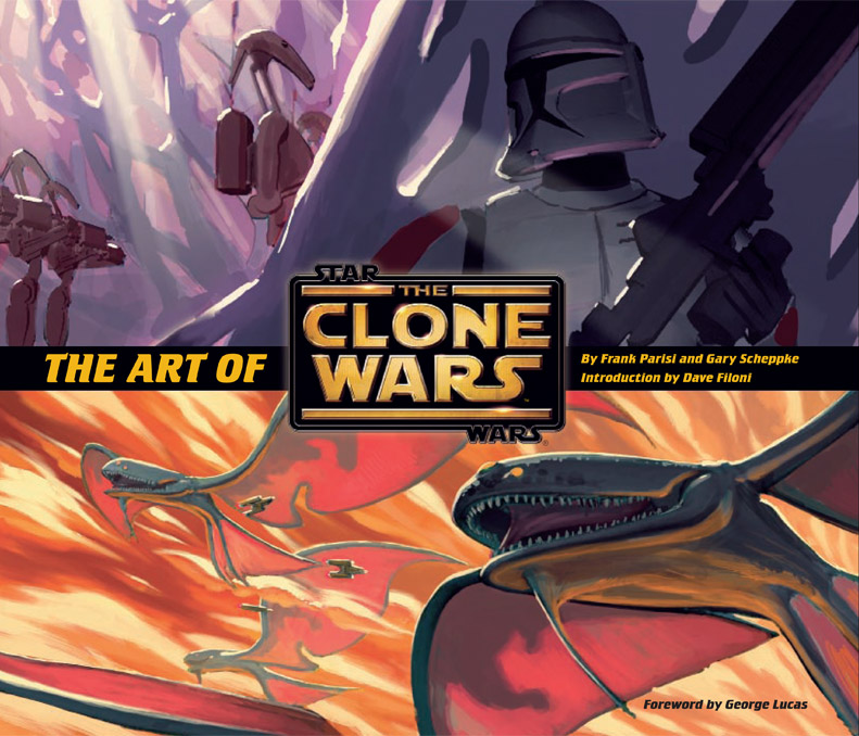 The Art Of Star Wars The Clone Wars Wookieepedia Fandom