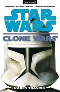 The Clone Wars-German cover
