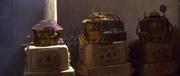 Watto' scrubber droid