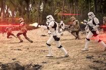 Battle of Scarif troopers