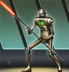 Iron Knight JATM