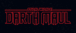 SW - Darth Maul logo