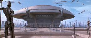 Senatets utside