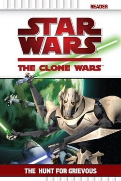 The Clone Wars - The Hunt for Grievous
