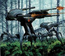 Annahilator Droid woods