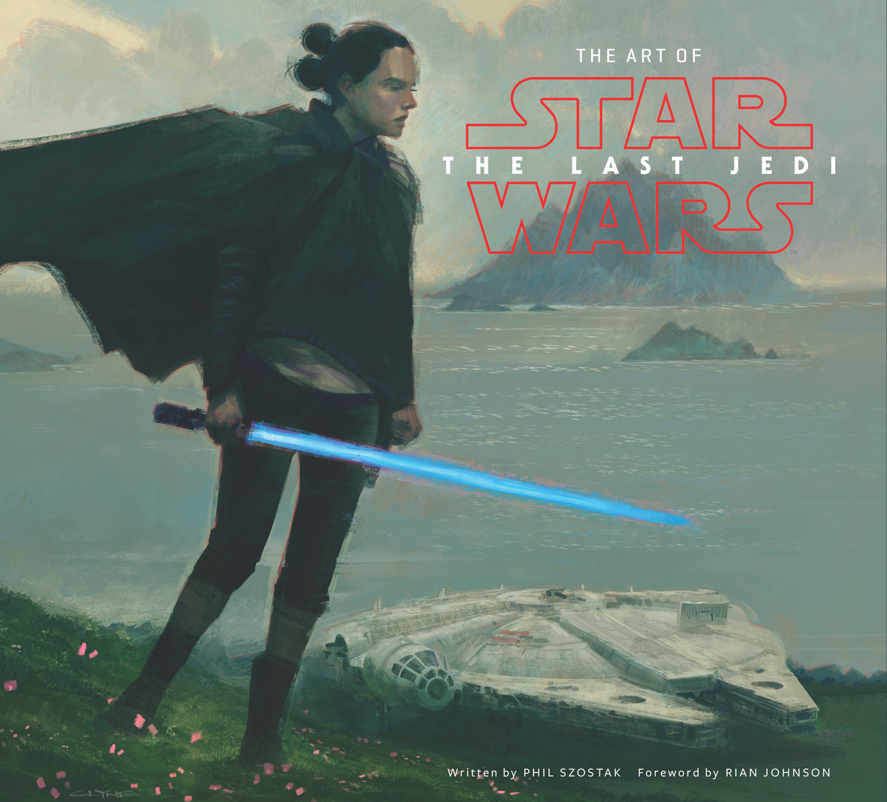 The Art Of Star Wars The Last Jedi Wookieepedia Fandom