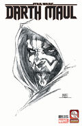 Darth Maul 1 Aspen Comics Sketch
