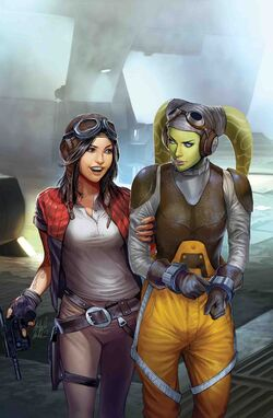 Doctor Aphra 18 Textless