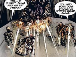 Mandalorian Clan assault