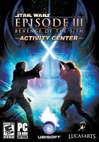 Pcgamesnow star wars episode iii revenge of the sith activity.