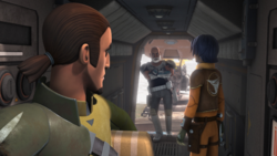 Rex confronts Kanan