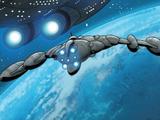 Unidentified Mon Calamari cruiser