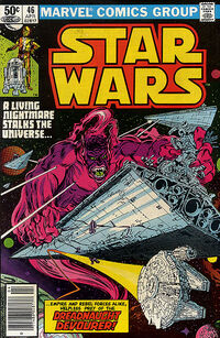 Star Wars 46 - The Dreams of Cody Sunn-Childe