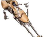 74-Z speeder bike/Legends
