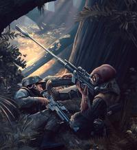 Rebel Commando Strike Team SWL