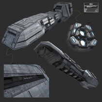 Rebels Dreadnaught