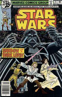 Star Wars 21 - Shadow of a Dark Lord