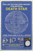 Death Star Manual promo poster