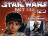 The Official Star Wars Fact File 123