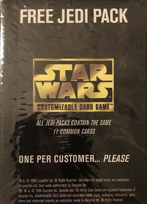Star Wars CCG Jedi Pack  Tarkin