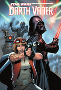 Star Wars Darth Vader Trade Paperback Volume 2 Cover