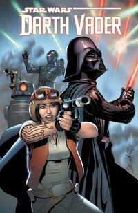 Star Wars Darth Vader Trade Paperback Volume 2 Cover