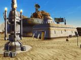 Twin Suns Station (Tatooine)