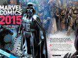 Marvel Comics 2015: A Marvel Galaxy