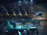 Hangar/Legends