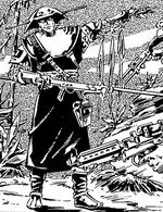 Crutag the Taloron Hunter