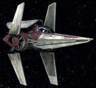 Nimbus-class V-wing TFOWM
