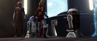 R2-D2 vs R7-F5