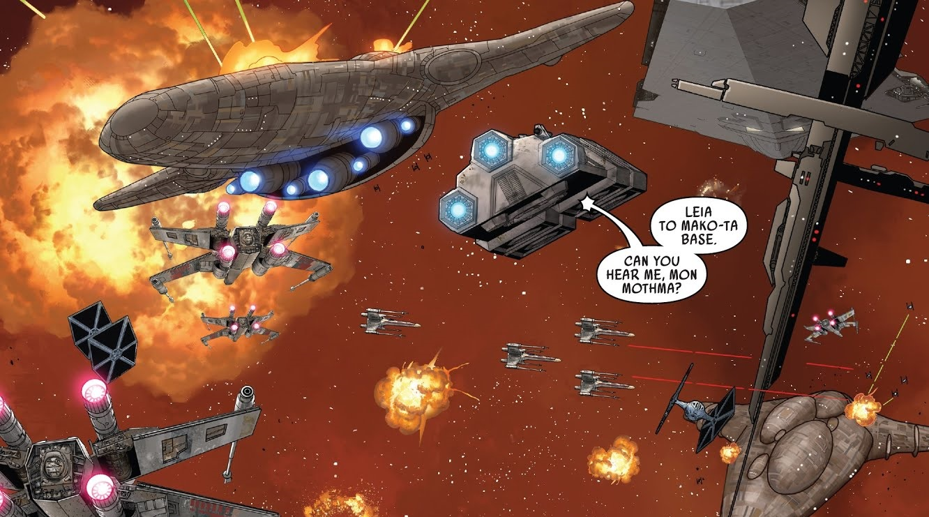 Assault on the Mako-Ta Space Docks | Wookieepedia | Fandom