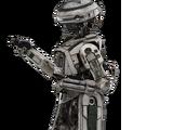 Pilot droid