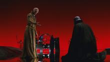 Snoke és Kylo Ren
