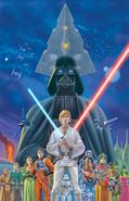 Vaders Quest TPB art