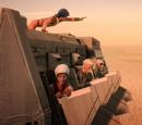 Attacco a dei Trasporti Truppe Imperiali