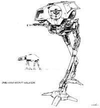 Joe johnston walker concept