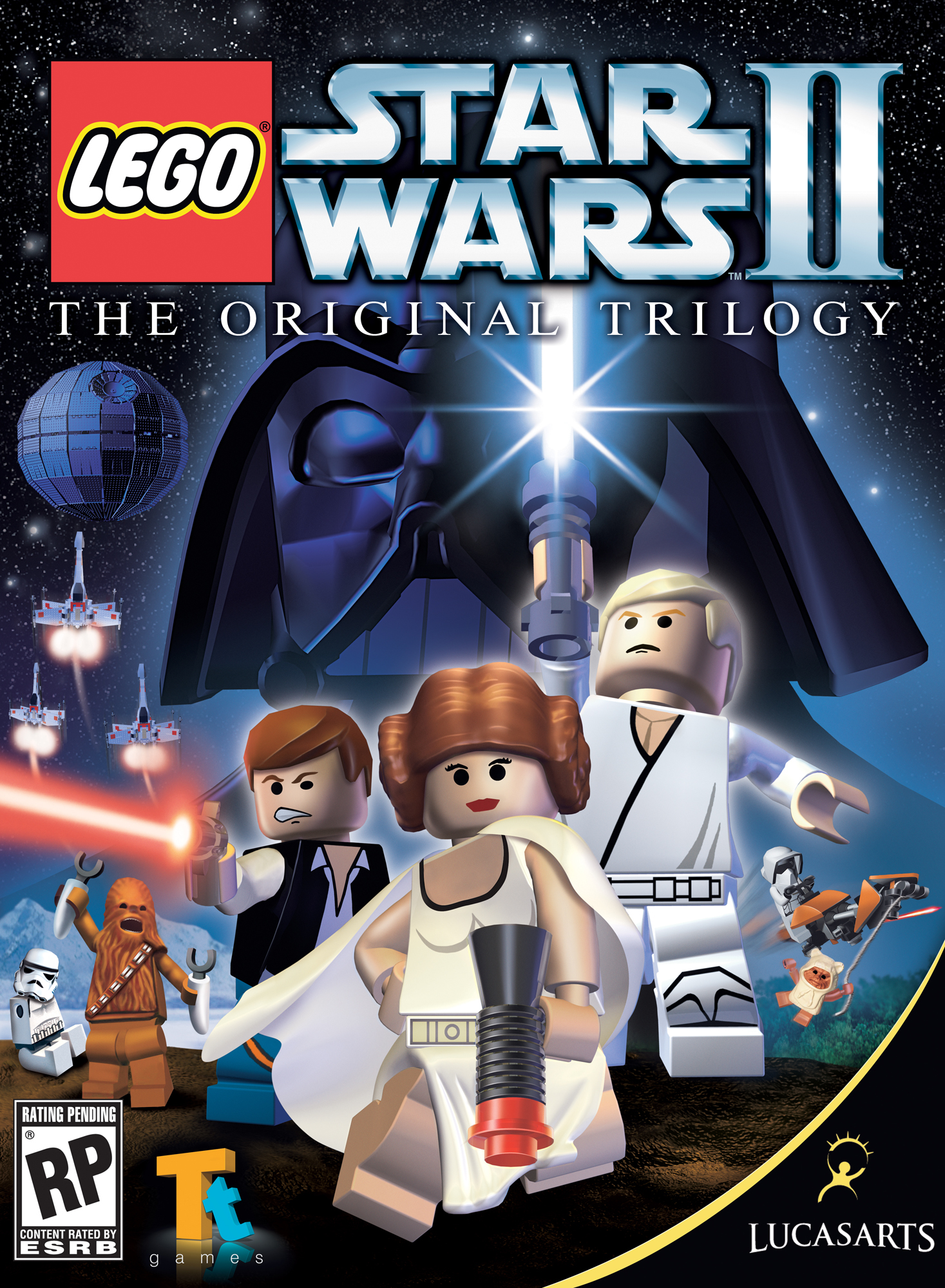 The Original Rider Waite Deck By Arthur Edward Waite: LEGO Star Wars II: The Original Trilogy