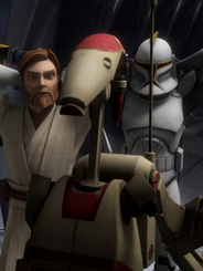 Unidentified OOM security battle droid 4 (Citadel)